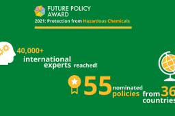Future Policy Award for the Protection from Hazardous Chemicals