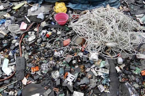 Hazardous chemicals in electronics
