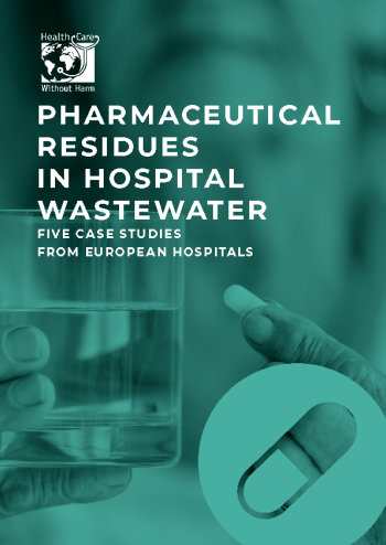Pharmaceuticals Residues in Hospital Wastewater (Europe)