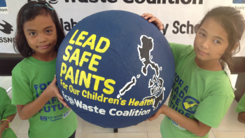 Future Policy Award 2021: Philippines - Lead in Paint