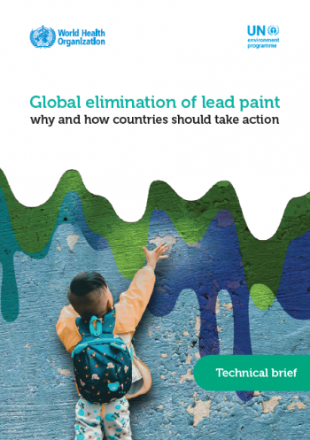 Global elimination of lead paint: why and how countries should take action - Technical brief