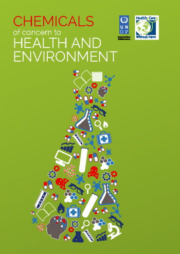 Chemicals of Concern for the Health Sector