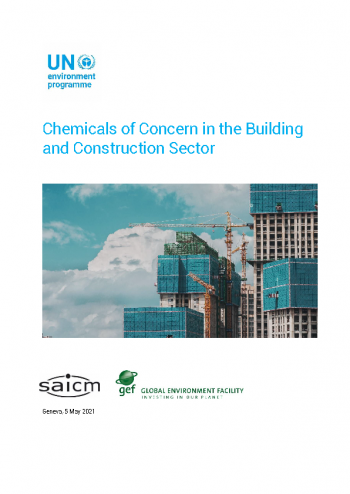 Chemicals of Concern in the Building and Construction Sector