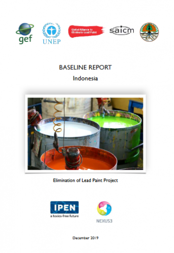 Market Analysis of the paint industry in Indonesia (English / Bahasa)