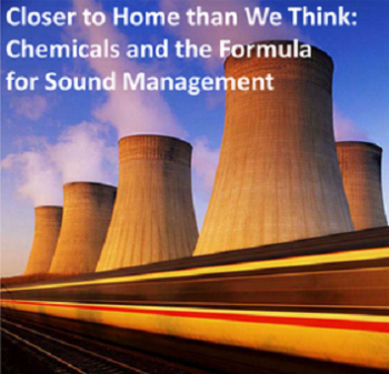 Closer to Home than We Think: Chemicals and the Formula for Sound Management
