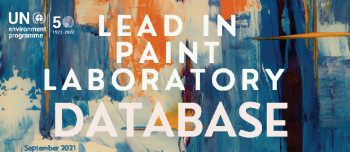Infographic on Lead Paint Laboratory Database