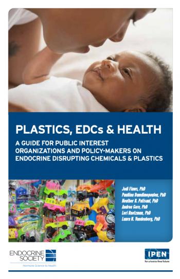 Plastics Pose a Threat to Human Health