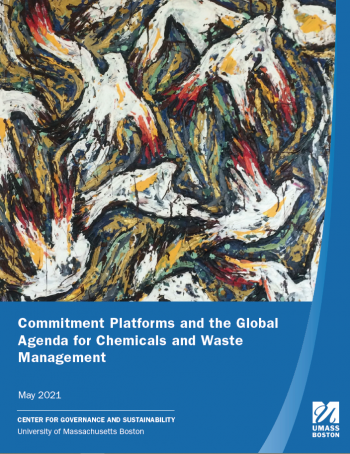 Commitment platforms and the global agenda for chemicals and waste management