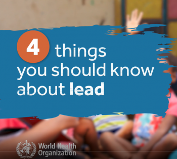 4 things you should know about lead