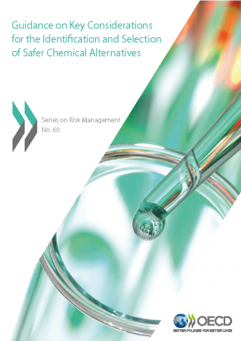 Guidance on key considerations for the identification and selection of safer chemical alternatives