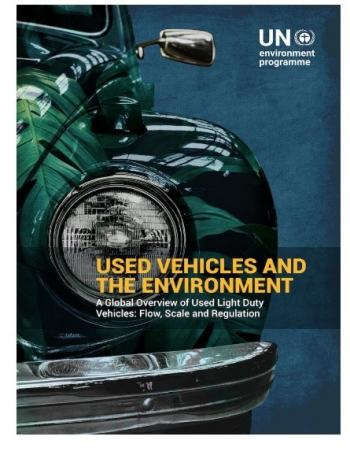 Used Vehicles and the Environment