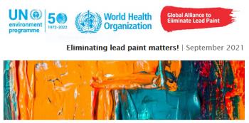 Lead Paint Alliance Newsletter
